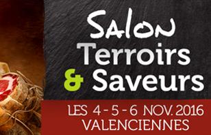 Salon Terroirs & Saveurs à Valenciennes