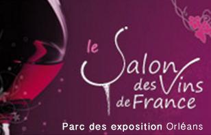 Salon des Vins de France à Orléans