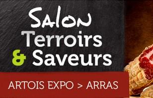Salon Terroirs et Saveurs à Arras