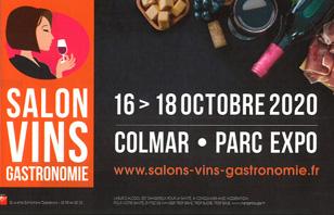 Salon des vins et de la gastronomie - Colmar